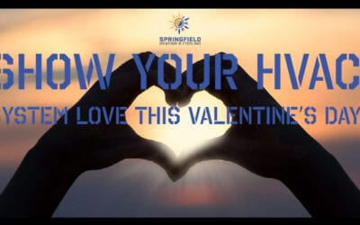 Show your HVAC system love this Valentine's Day!